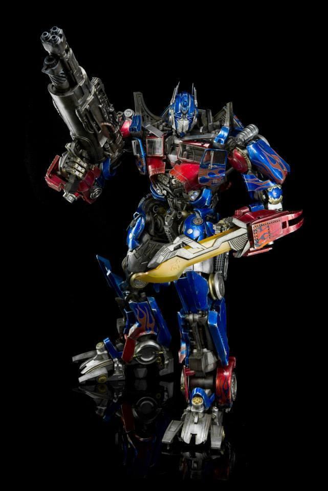 threeA Transfromers - Optimus Prime (Exclusive version)