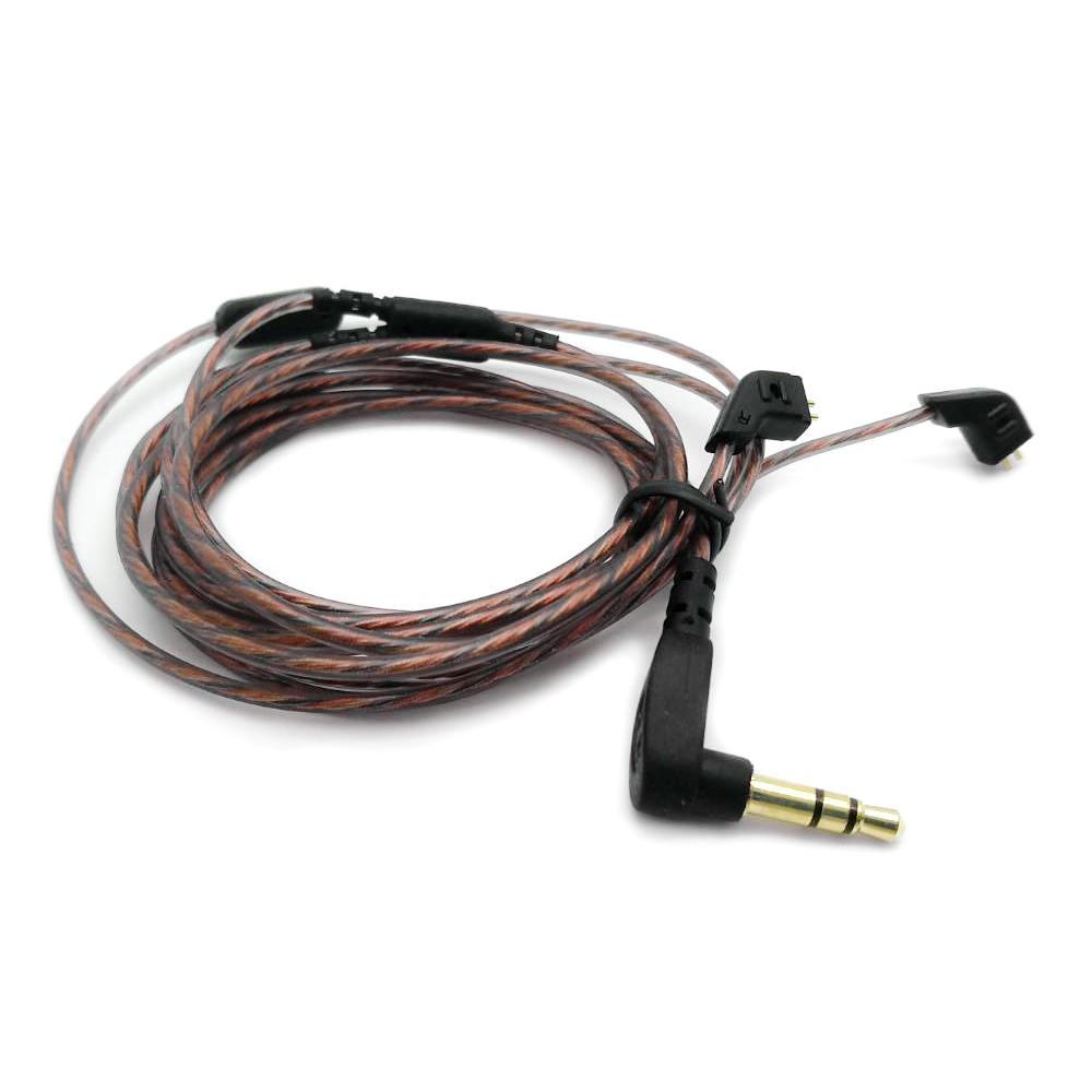 ขาย KZ สายเปลี่ยนหูฟังแบบ 2pin สำหรับ KZ ZST , ED12