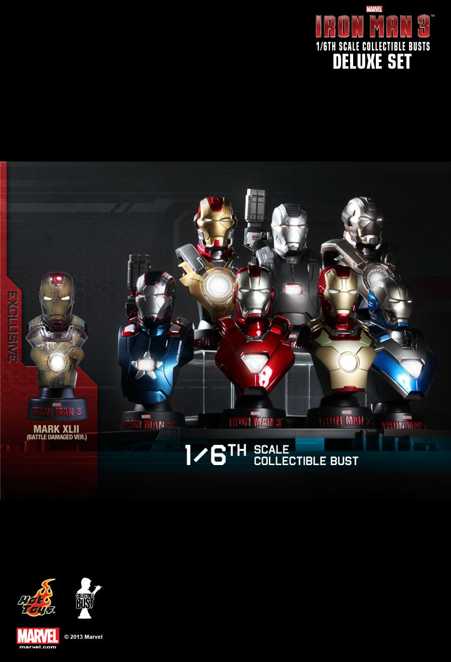 HTB14-20 IM3 - COLLECTIBLE BUST SERIES
