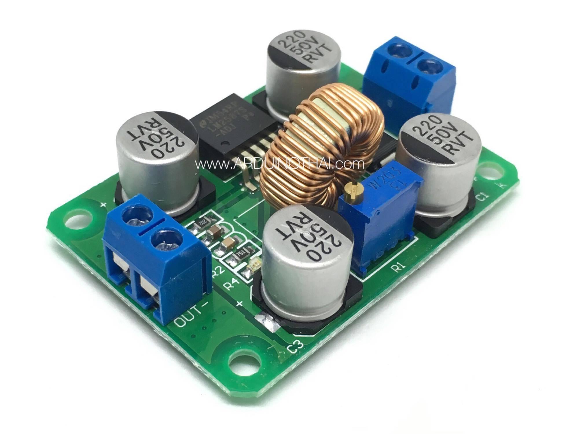 DC-DC Boost Module Super Ultra 2577 (Peak 5A)
