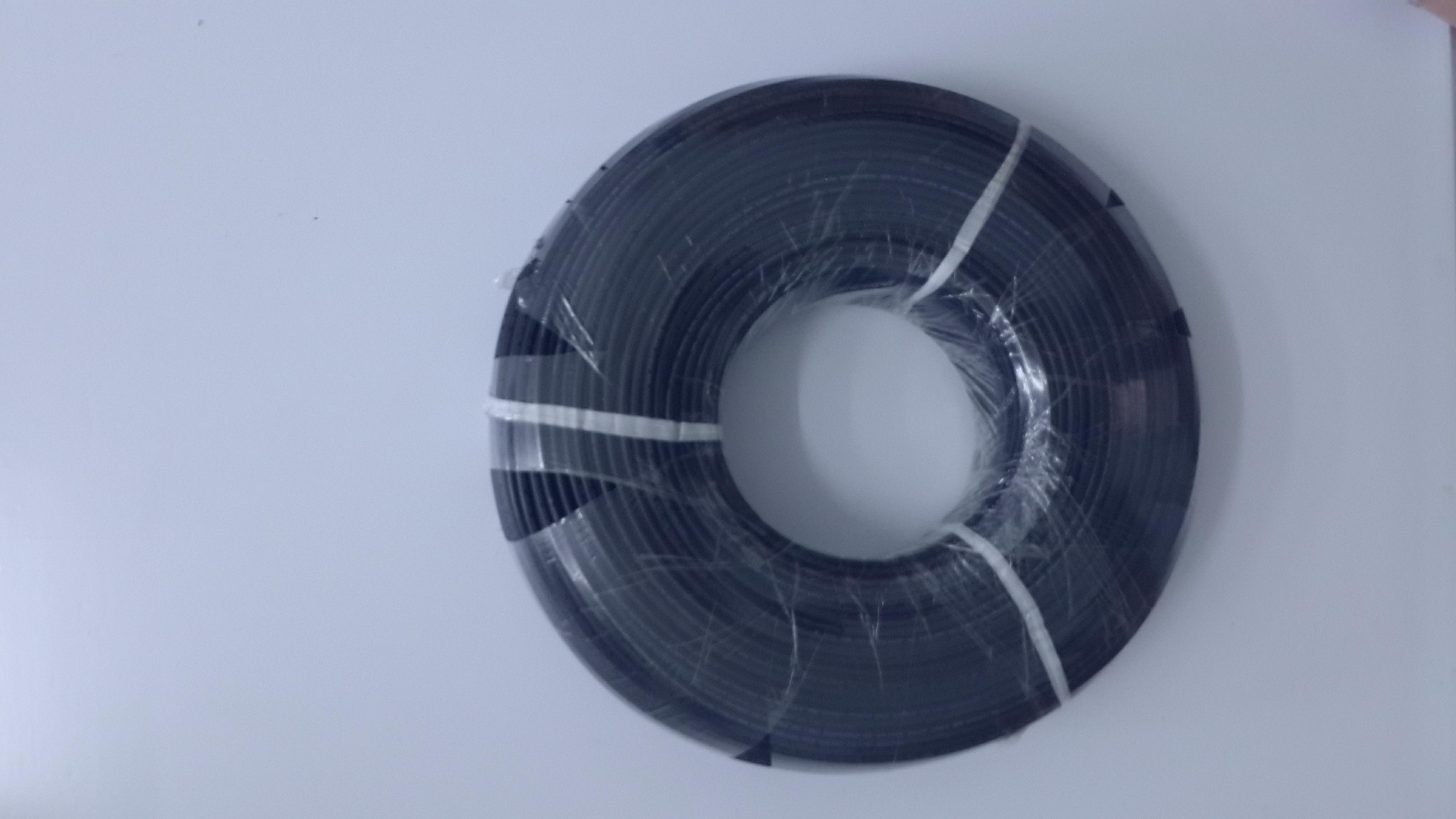สายไฟโซล่าเซลล์_PV1-F 1*4 mm2 Blank