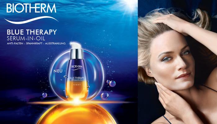 ผลการค้นหารูปภาพสำหรับ Biotherm Blue Therapy Serum-In-Oil Night 50 ml.
