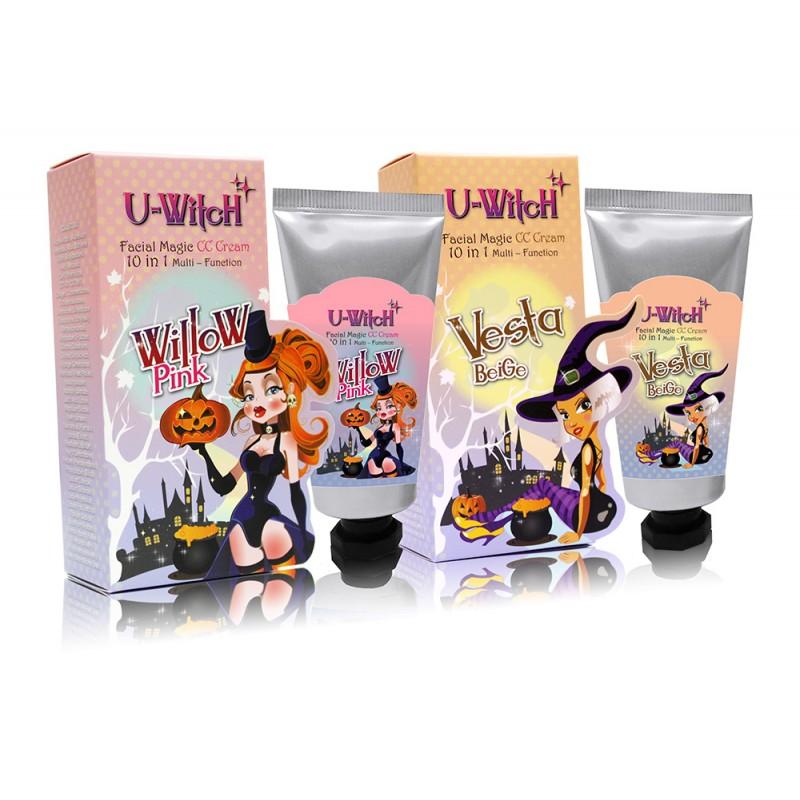 U-Witch Facial Magic CC Cream 30 g