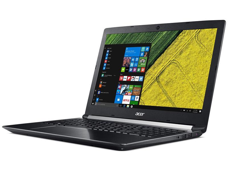 โปรโมชั่น Notebook Acer Aspire A715-71G-56Q9/T004 (Black)