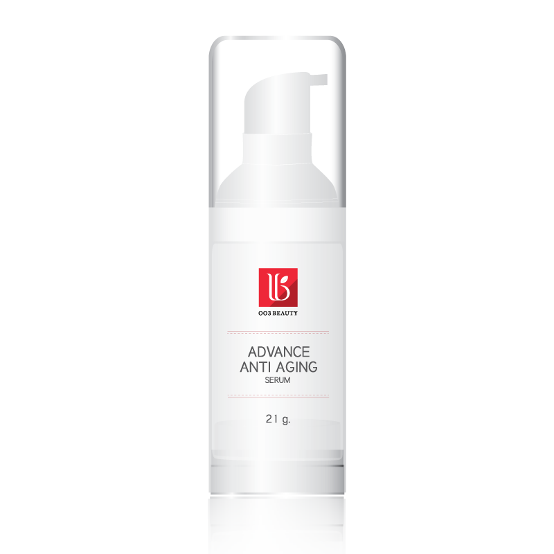 OO3 Beauty Advance Anti Aging Serum 21g.