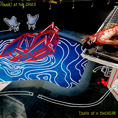iTunes Death Of A Bachelor Panic! At the Disco