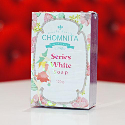 สบู่อาหรับตัวขาว Series White Soap by Chomnita