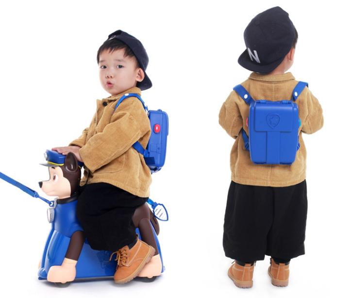 กระเป๋าเดินทาง Paw Patrol