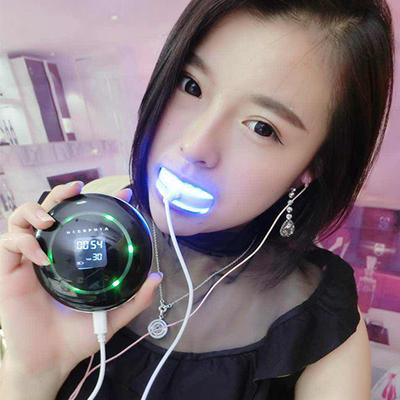 เครื่องฟอกฟันขาว Hisophia