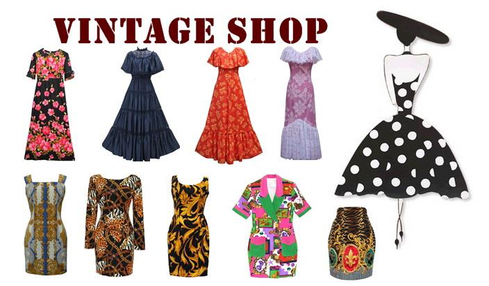 inkloset vintage shop