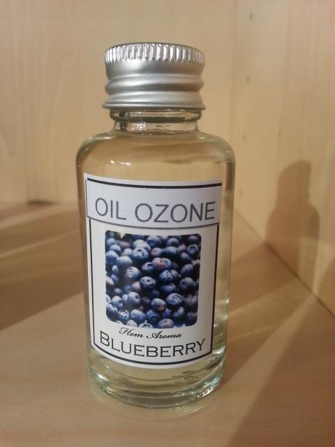 Aroma Oil Ozone Bluebery 30ml.