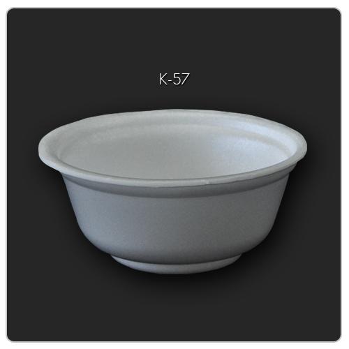 K-57 ถ้วยโฟมยูมีกลาง