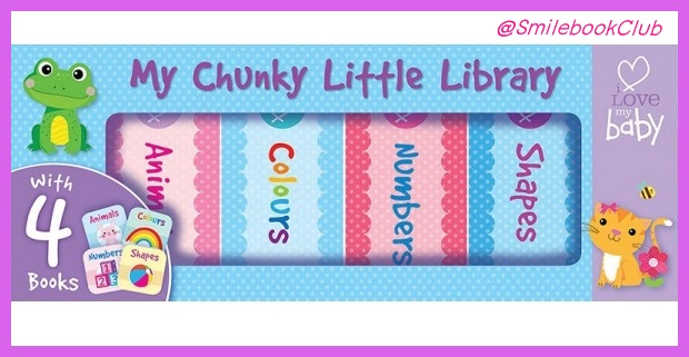 My Chunky Little Library : I Love My Baby