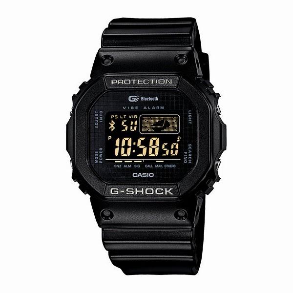 Casio G-shock Bluetooth Watch รุ่น GB-5600B-1B