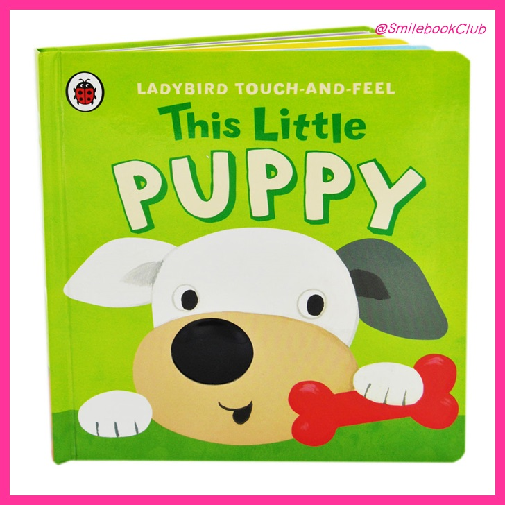 This Little Puppy - LadyBird Touch and Feel
