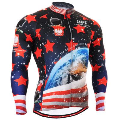 **พรีออเดอร์** เสื้อแขนยาวปั่นจักรยาน เสื้อแขนยาวจักรยาน fixgear เนื้อผ้าดี งานส่งออกเกาหลี