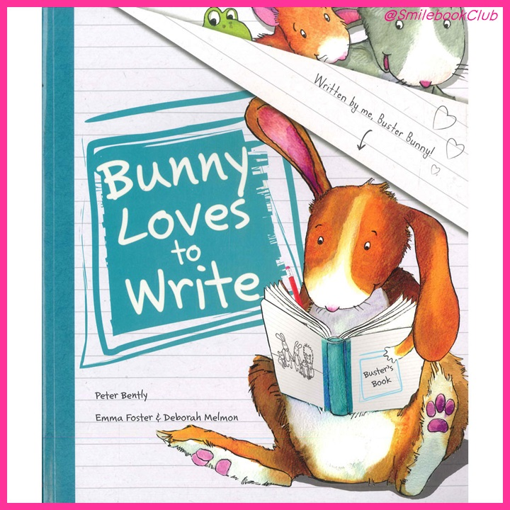 Bunny Loves to Write