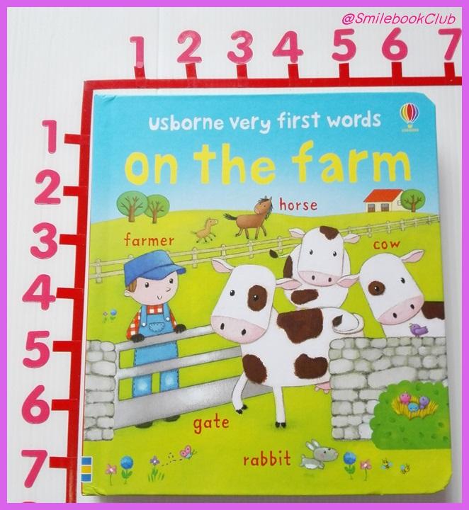 Usborne very first words : On the Farm