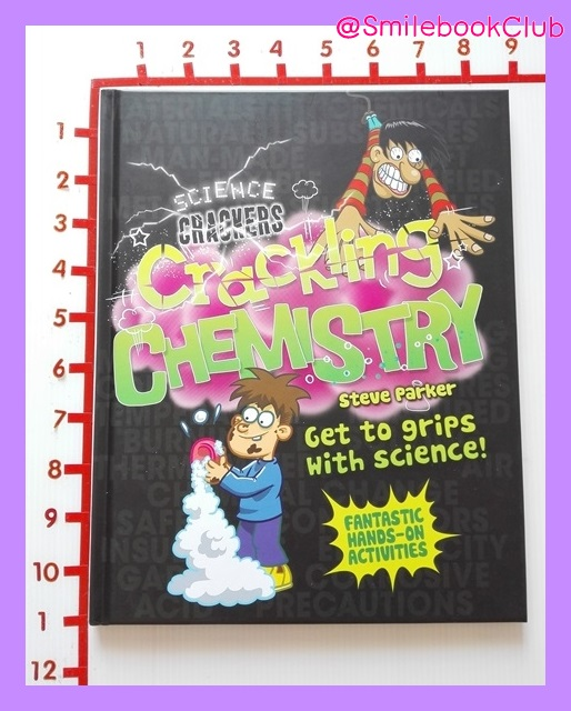 Science Crackers :Crackling CHEMISTRY