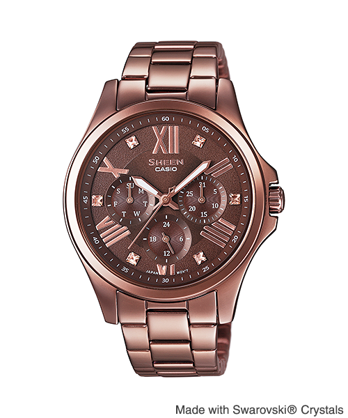 Casio Sheen รุ่น SHE-3806BR-5A