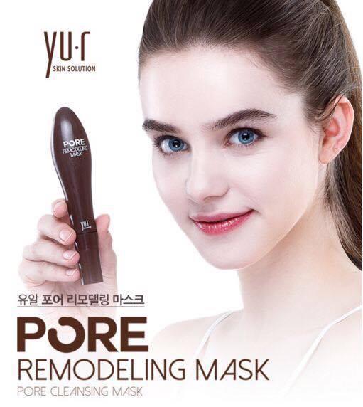 *พร้อมส่ง* Pore Remodeling Mask มาส์กลอกสิวเสี้ยน จากเกาหลีของแท้ 100%