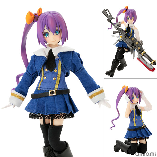 "1/12 Assault Lily Series 040 - ""Assault Lily"" Nazuna Kawanabe Complete Doll(Pre-order)"