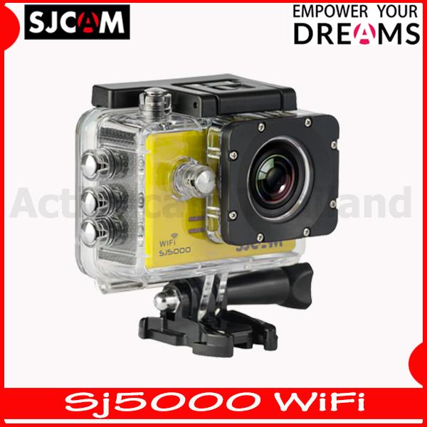 Sj5000 WiFi - Yellow