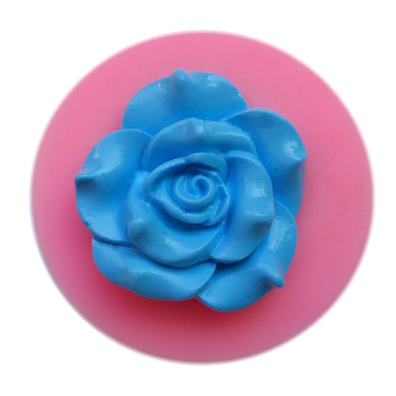 พิมพ์ฟองดอง พิมพ์วุ้น 3D ลายดอกกุหลาบ