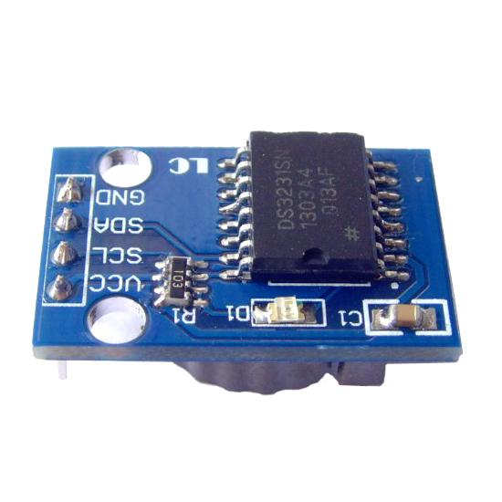 DS3231 high-precision clock module โมดูลนาฬิกา DS3231 พร้อมถ่าน