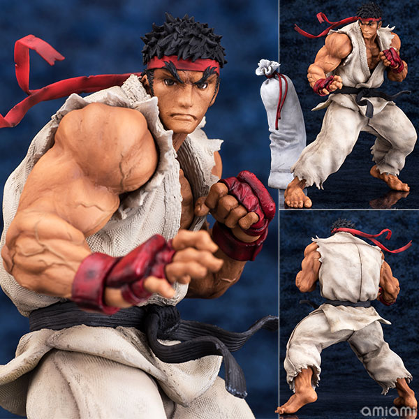 STREET FIGHTER III 3rd STRIKE - Fighters Legendary Ryu 1/8 Complete Figure(Pre-order)
