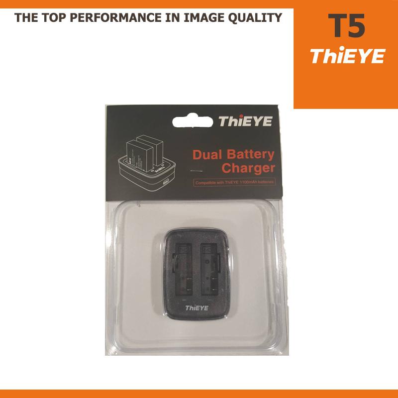 Charger ThiEYE T5 แท่นชาร์ตแบตแบบคู่