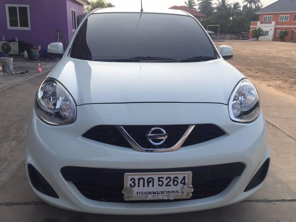 ฟรีดาวน์ Nissan March 1.2 EL auto