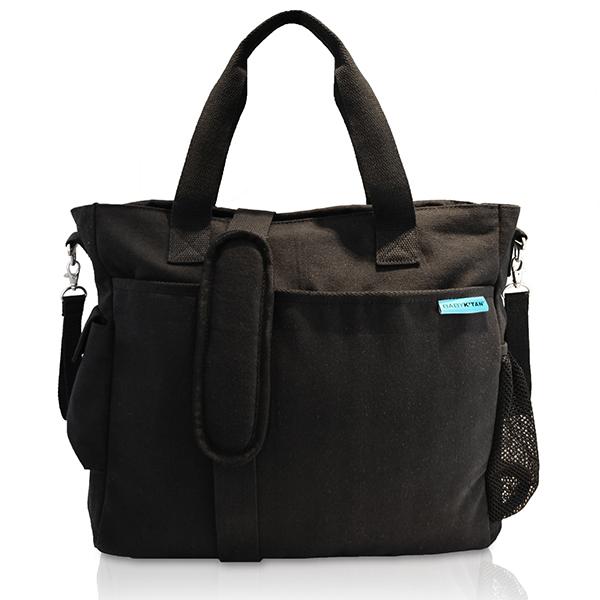 Baby K'tan Diaper Bag สี Black