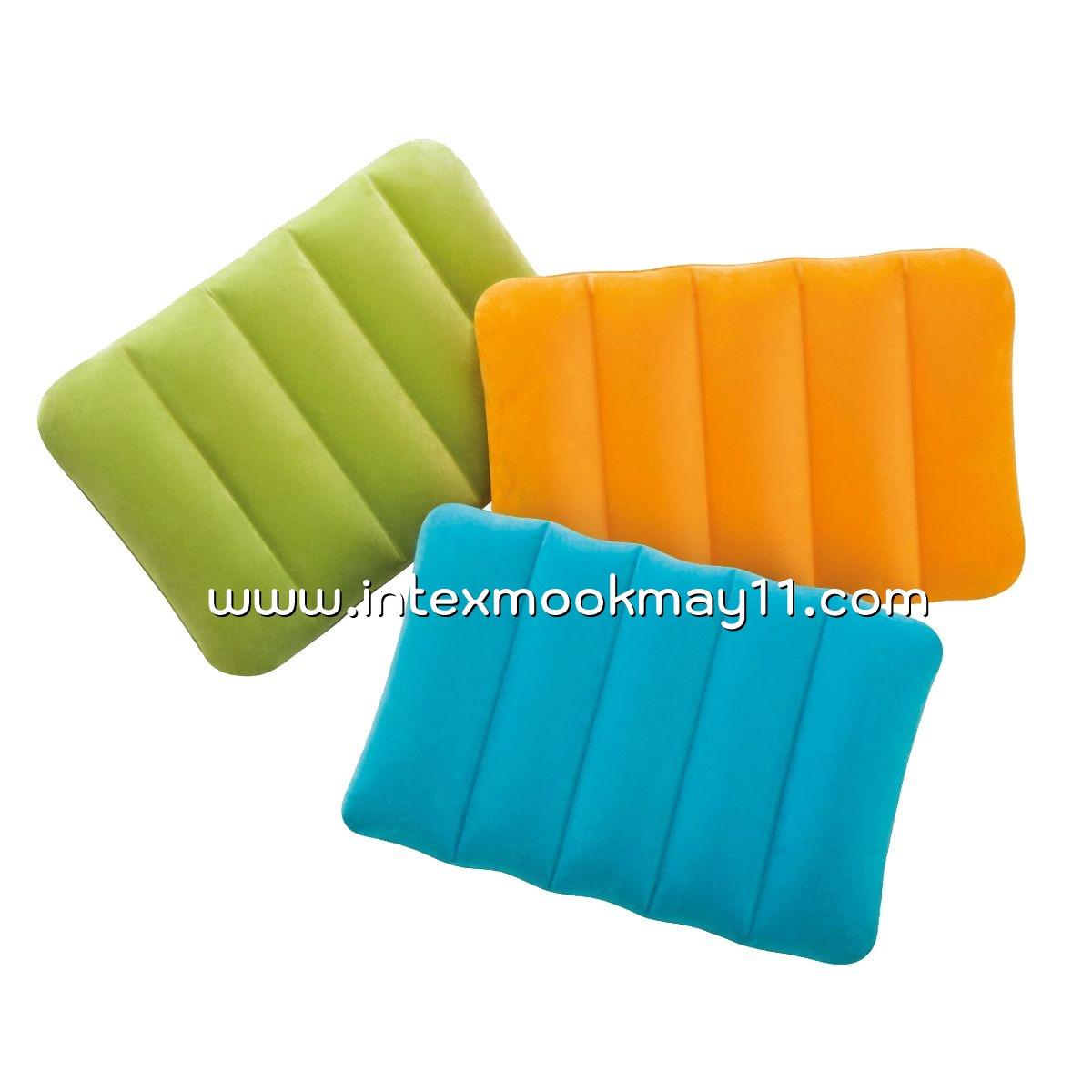 Intex Colorful Medium Pillow หมอนหลากสี