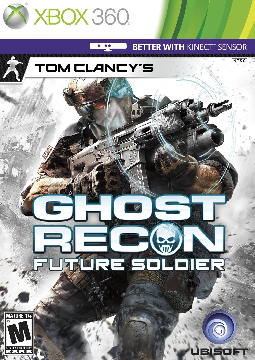 Tom Clancys Ghost Recon Future Soldier (LT+2.0)(XGD3)(Burner Max)