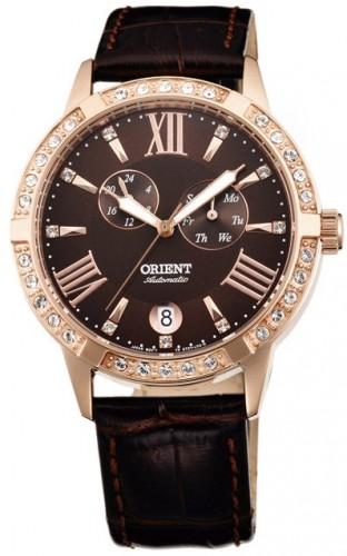 นาฬิกาผู้หญิง Orient รุ่น SET0Y001T0, Fashionable Automatic 21 Jewels