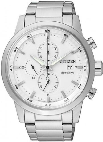 นาฬิกาข้อมือผู้ชาย Citizen Eco-Drive รุ่น CA0610-52A, Chronograph 100m