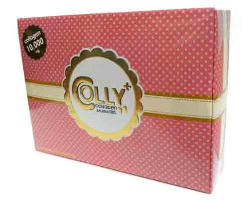 Colly Plus คอลลี่ พลัส 10000 mg มี 15ซอง