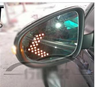 ไฟเลี้ยวลุกศร LED 14หลอด