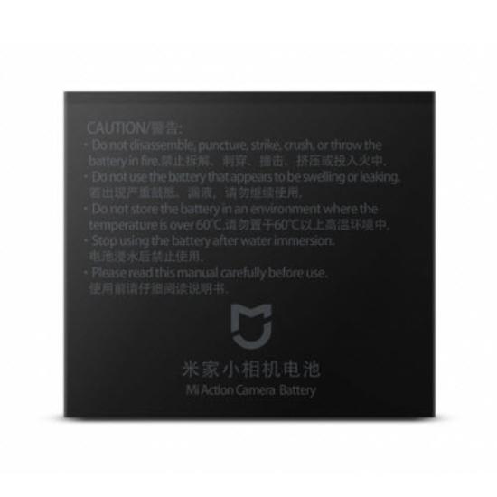 Xiaomi Mijia 4K Action Camera Battery - แบตเตอรี่ Xiaomi Mijia 4K (ของแท้)