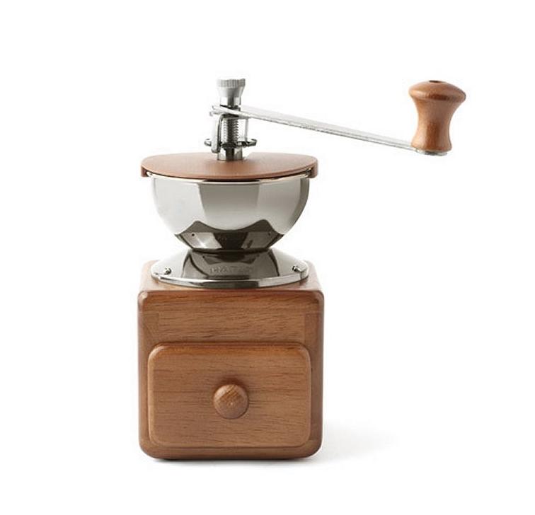 Hario ที่บดเมล็ดกาแฟ มือหมุน รุ่น coffee Small (MM-2)