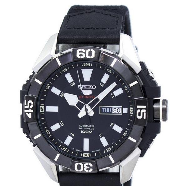 นาฬิกาผู้ชาย Seiko รุ่น SRP799J1, Seiko 5 Sports Automatic Japan