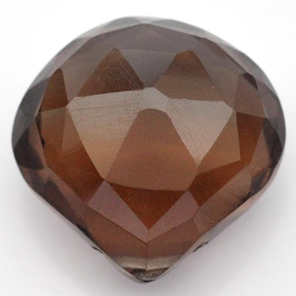 พลอยควอตซ์ (Quartz) พลอยธรรมชาติแท้ น้ำหนัก 5.99 กะรัต