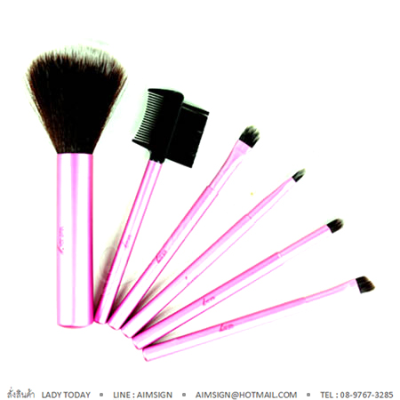 ASHLEY PREMIUM BRUSH 6 PCS. : PI
