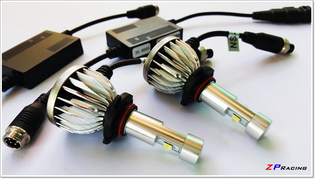 หลอดไฟหน้า LED CX-5 สำหรับรุ่น Core (ขั้ว H11)