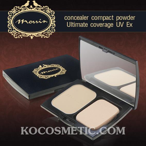 คอนซีลเลอร์ มอร์ริน คอมแพ็คเพาเดอร์ / Morrin Concealer Compact Powder