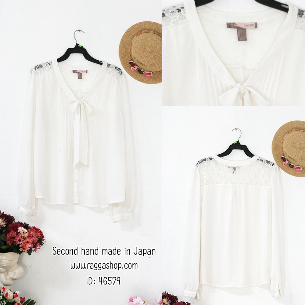 46579 เสื้อสีขาว (ID 6418 จองคะ)