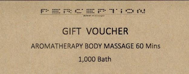 Aromatheraphy Body Massage 60 mins