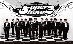 "[PRE-ORDER] Super Junior - Super Show 2 ""The 2nd Asia Tour Concert"" (2CD)"