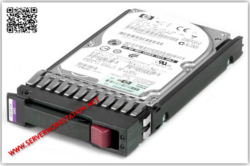 641552-003 HP 600GB 10K 6G SFF SAS SC HDD 641552-003